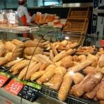 Хлеб в итальянском супермаркете
